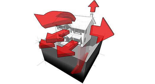 Výhody a nevýhody rekuperace